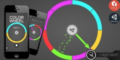Color Wheel - Complete Unity Game