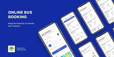 Bingo Android Studio UI KIT