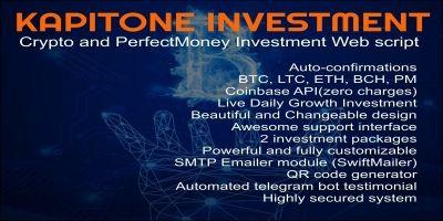 Kapitone Investment Script