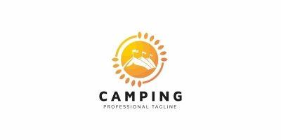 Camping Logo
