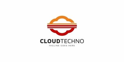 Cloud Techno Logo