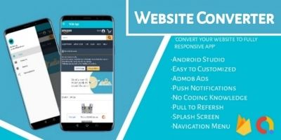 Simple Website Converter - Android Source Code
