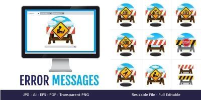 Error Mesages