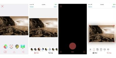 Camereditor - iOS Photo App Source Code