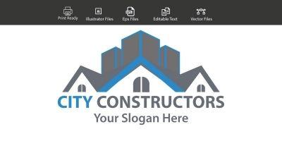 City Constructors logo