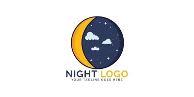 Night Logo Design