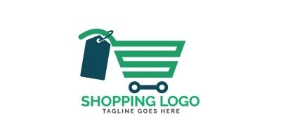 Shopping Cart Logo Design