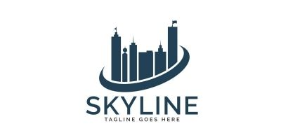 Skyline Logo Design