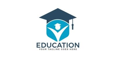 Education Logo Design
