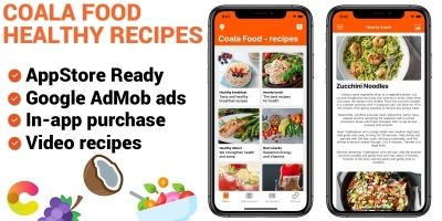 Coala Food - iOS Food Recipes App