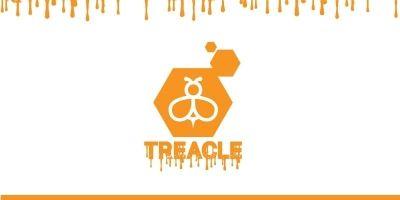 Treacle Logo Template