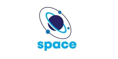 Space Logo Template