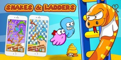 Snakes And Ladders - Complete Unity Project