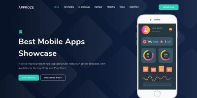 Approze - HTML Template