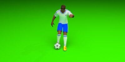 Football Game Engine Basic - Unity Source Code