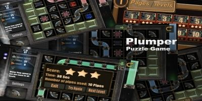 Plumber -  Unity3D Complete Project