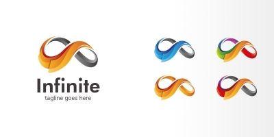 Infinite - Logo Template