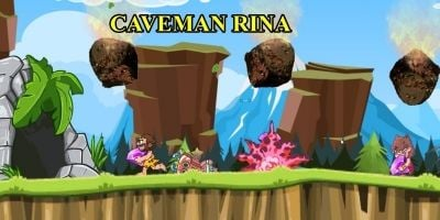 Caveman Rina- Complete Unity Game Template