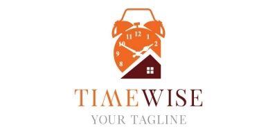 Clock Time Logo