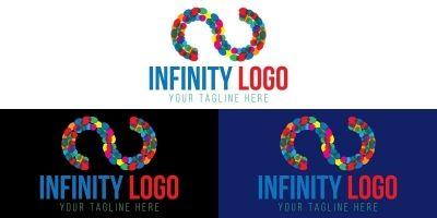 Infinity Logo Design Template