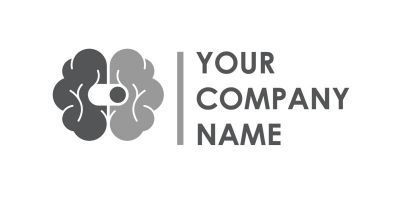 Brain Therapy Logo Template