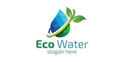 Eco Water Logo