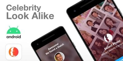 Celebrity Look Alike - Android App Template