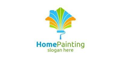 Real Estate Painting Logo 3