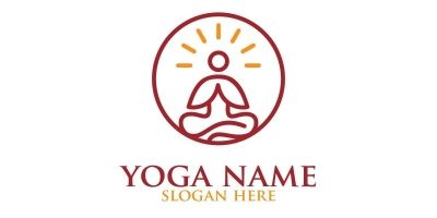 Yoga Logo 17