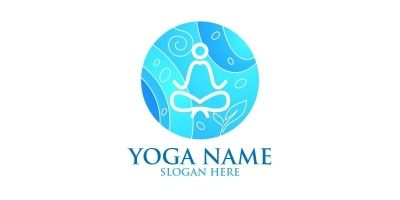 Yoga Logo 40
