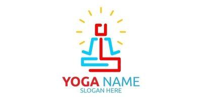 Yoga Logo 54