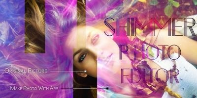Shimmer Photo Effect - Android Templte