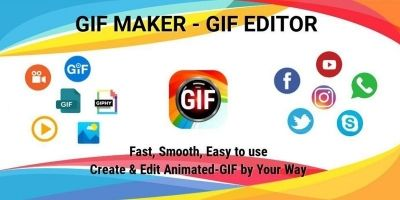 Gif Maker Android App Source Code