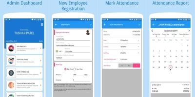 Online Attendance - Android Source Code