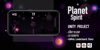 Planet Spirit - Unity Project