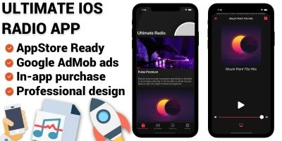 Ultimate iOS Radio App Template