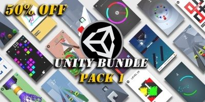 Unity Games Bundle Pack 1