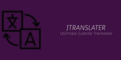 Jtranslater - Ultimate Subtitle Translater PHP