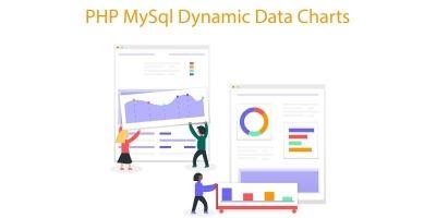 PHP MySql Dynamic Data Charts