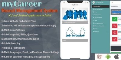 MyCareer – Recruit Management System