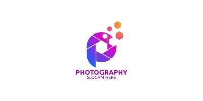 Abstract Camera Photography Logo 57