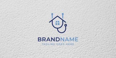 Home Doctor Logo Template