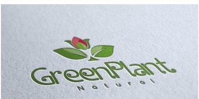 Green Plant Logo