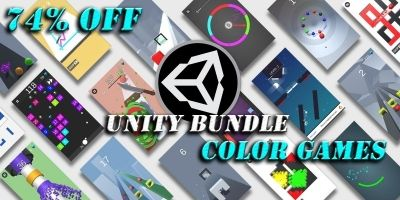 Unity Color Games Bundle