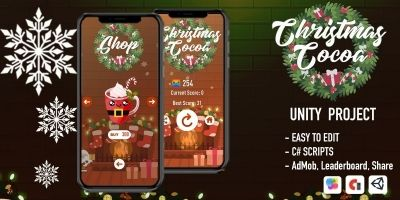 Сhristmas Cocoa - Unity Project