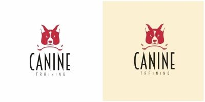 Dog Canine Logo