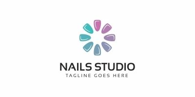 Nails Studio Logo