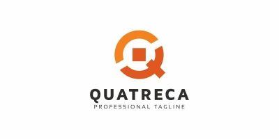 Quatreca Q Letter Logo