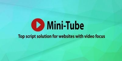 Mini-Tube - Play videos From Youtube PHP