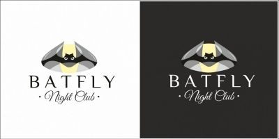 Bat Fly Logo